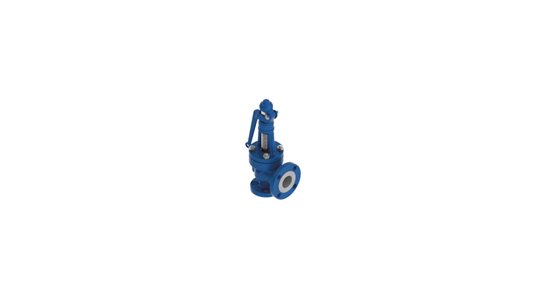 Cast Steel Safety and Relief Valve