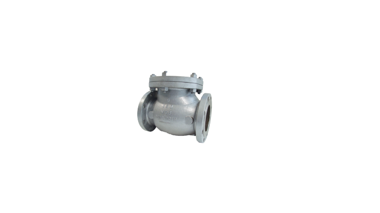 Cast Steel Gate, Globe And Check Valves